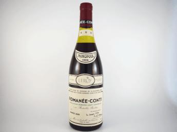 DRC ロマネ コンティ 1986年