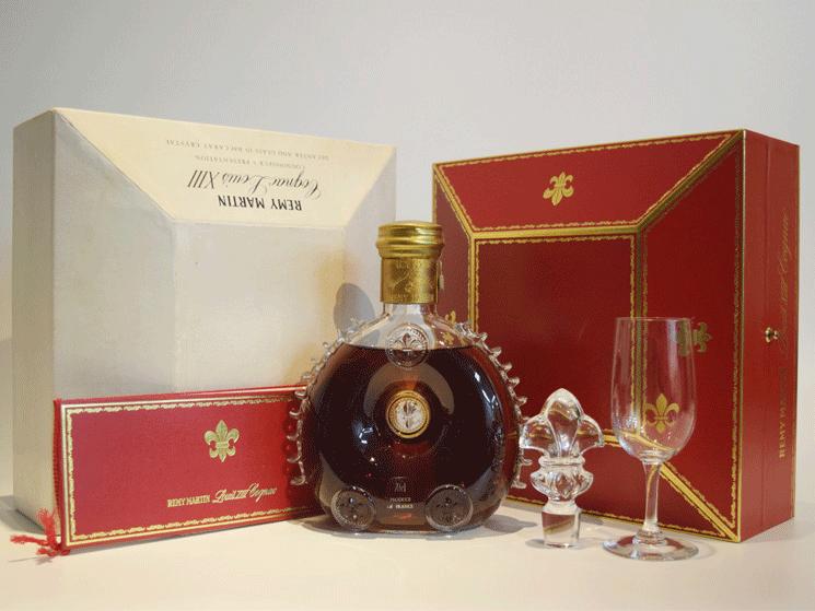 レミーマルタン ルイ13世 80~90年代 グラス付き