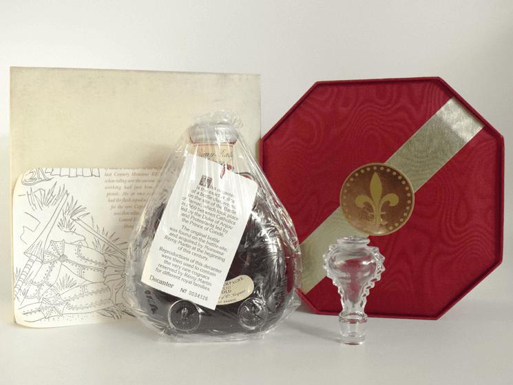 レミーマルタン ルイ13世 ベリーオールド 八角形化粧箱
