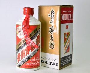 貴州茅台酒 マオタイ酒 天女ラベル