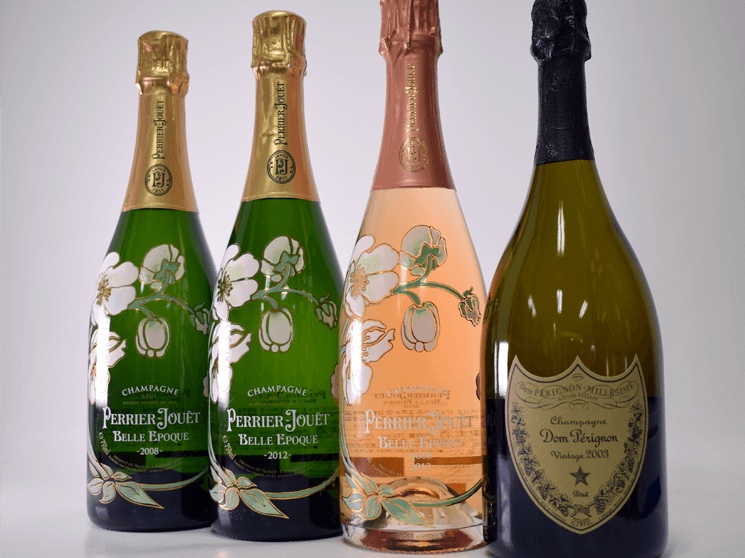 シャンパンのお買取価格を公開