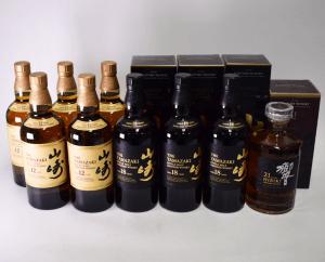 洋酒のお買取価格を公開