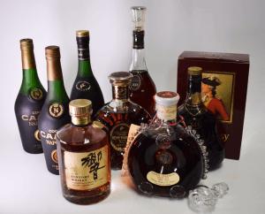 洋酒のお買取り価格を公開